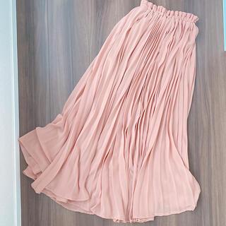 HONEYS - ロングプリーツスカート