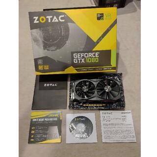 ZOTAC NVIDIA GeForce GTX 1080 Mini 8GB(PCパーツ)
