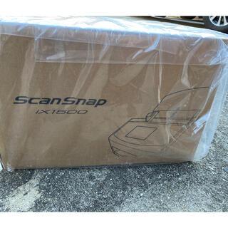 フジツウ(富士通)の[新品未使用]スキャナー ScanSnap iX1500 (OA機器)