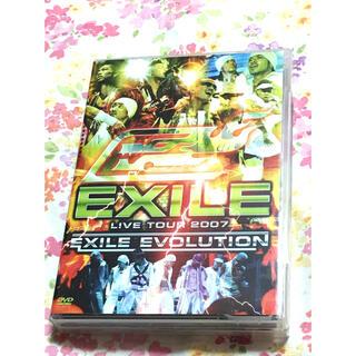 エグザイル(EXILE)のEXILE/LIVE TOUR 2007 限定生産盤(ミュージック)
