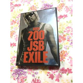 エグザイル(EXILE)のHIRO/ZOO→JSB→EXILE〈DVD2枚組〉CD1枚(ミュージック)