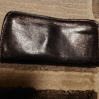 ダコタ(Dakota)のDakota 長財布    黒(財布)