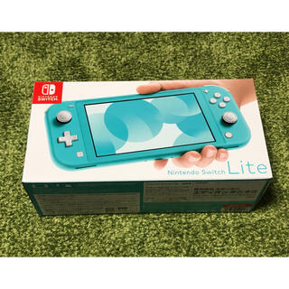 ニンテンドースイッチ(Nintendo Switch)の任天堂 Nintendo Switch Lite スイッチ ライト 本体  (携帯用ゲーム機本体)