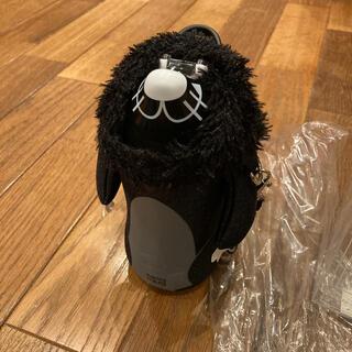 サーモマグ(thermo mug)のサーモマグ アニマル ブラックライオン(水筒)