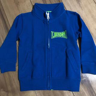 ランドリー(LAUNDRY)のLAUNDRY kids 90㎝ 未着用品 ジップアップアウター(ジャケット/上着)