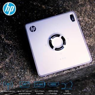 ヒューレットパッカード(HP)のHP ポータブル プロジェクター MP120(プロジェクター)
