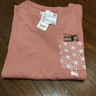 UNIQLO - ユニクロ 鬼滅の刃 Tシャツ  ねずこ
