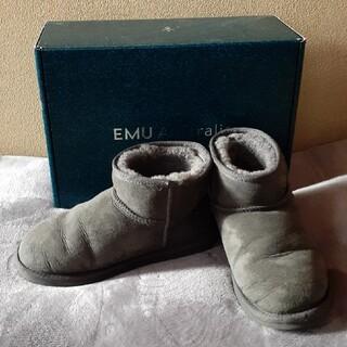 エミュー(EMU)のEMU Australia エミュー ムートンブーツ サイズ5(22cm程度)(ブーツ)