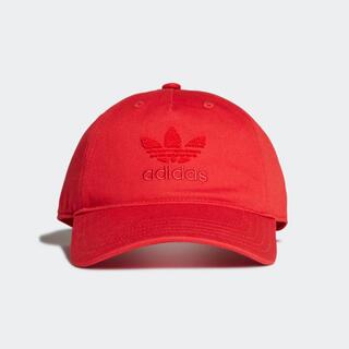 アディダス(adidas)の新品 adidas originals キャップ 赤  レッド アディダス(キャップ)