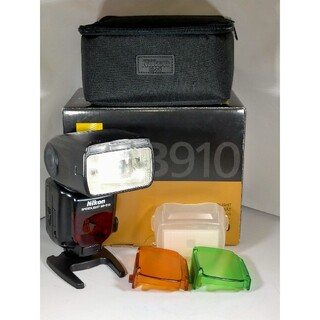 【保証付き】Nikon SB-910 スピードライト ニコン
