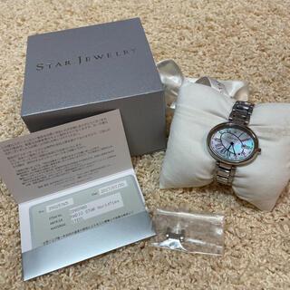 STAR JEWELRY - star jewelry 腕時計 radio