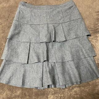 ルスーク(Le souk)のルスーク 膝上スカート(ひざ丈スカート)