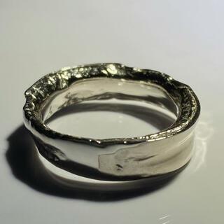 silver925 指輪 silver ring リング シグネットリング(リング(指輪))