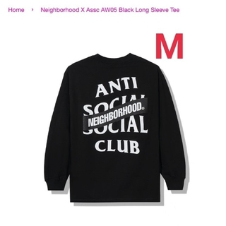 NEIGHBORHOOD - NEIGHBORHOOD × ANTI SOCIAL SOCIAL CLUB