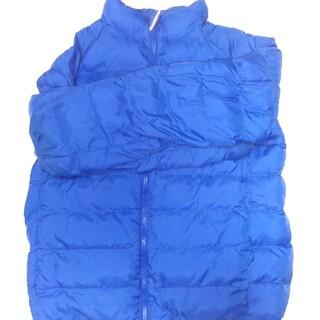 UNIQLO - UNIQLO KIDS ライトウォームパデットジャケット