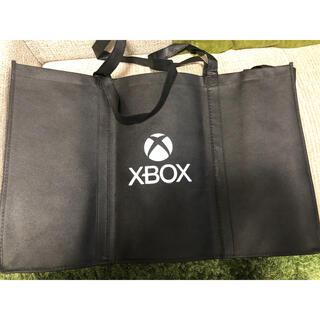 エックスボックス(Xbox)の新品 XBOX SERIES X エコバッグ(家庭用ゲーム機本体)