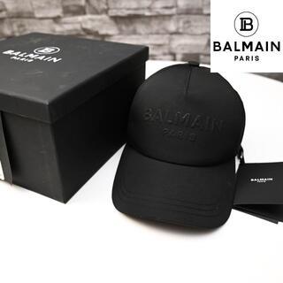 バルマン(BALMAIN)の新品 2020AW BALMAIN ベースボールキャップ(キャップ)