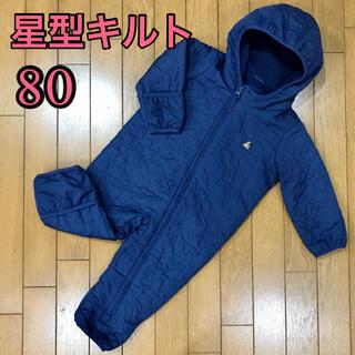 babyGAP - babyGAP⭐️星型キルトのジャンプスーツ