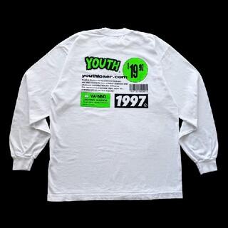 XL:INSPIRATION LONG T SHIRT NEON GREEN(Tシャツ/カットソー(七分/長袖))