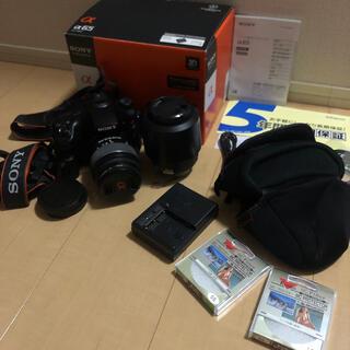 SONY - Sony α65 SLT-A65v
