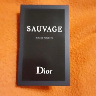 ディオール(Dior)のオードトワレサンプル(その他)