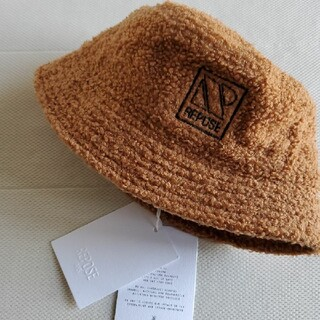 キャラメルベビー&チャイルド(Caramel baby&child )の2020AW/Repose.AMS hat 帽子 50-52cm(帽子)