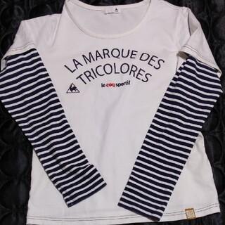 ルコックスポルティフ(le coq sportif)のルコック スポルティフ 長袖ティシャツ(Tシャツ(長袖/七分))