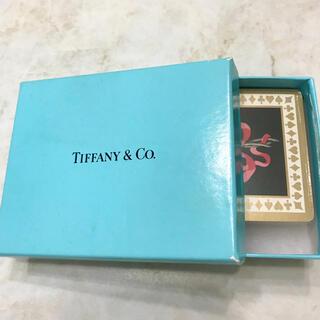 Tiffany & Co. - ティファニー トランプ 新品 未使用品