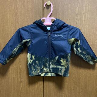 コロンビア(Columbia)のコロンビア 大人顔向け ベビーフリースジャケット90センチくらい(ジャケット/上着)