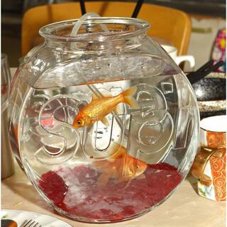 Supreme - supreme fish bowl 金魚鉢