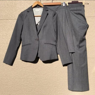 クミキョク(kumikyoku(組曲))の新品同様 美品 KUMIKYOKU スーツ セットアップ 3点セット 2(スーツ)