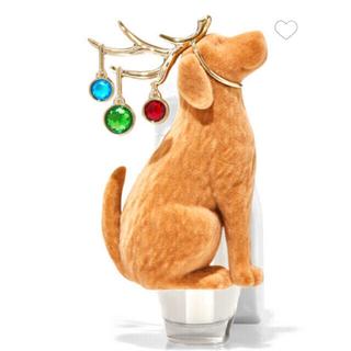 バスアンドボディーワークス(Bath & Body Works)のきんた様専用ページ Holiday Dog(アロマポット/アロマランプ/芳香器)