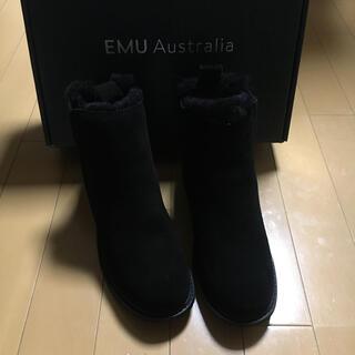 エミュー(EMU)のEMU Australia 新品未使用 ショートブーツ(ブーツ)