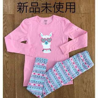 コストコ - pekkle  女児パジャマ  長袖 新品未使用