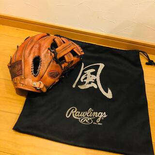 Rawlings - ローリングス軟式グローブ 内野手用(A・ロッドモデル)