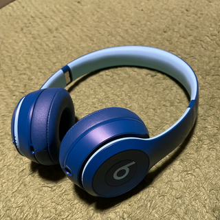Beats by Dr Dre - Beats Solo3 Wireless  popブルー ヘッドホン