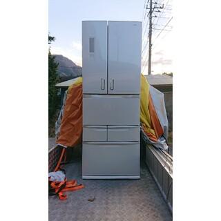 TOSHIBA 冷凍冷蔵庫 ベジータ  VEGETA 501L 6ドア