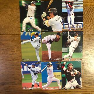 カルビー(カルビー)のプロ野球チップスカード24枚(スポーツ選手)