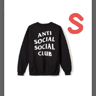 ANTI - AntiSocialSocialClub Sweat[Sサイズ]