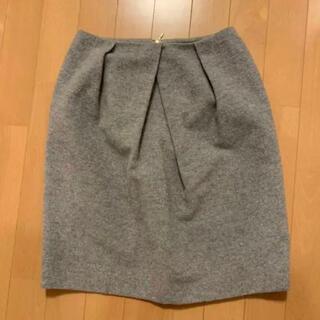 グリーンレーベルリラクシング(green label relaxing)のgreen label relaxing スカート(ひざ丈スカート)