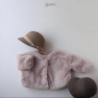 ザラキッズ(ZARA KIDS)の韓国子供服 ボーラーハット(帽子)