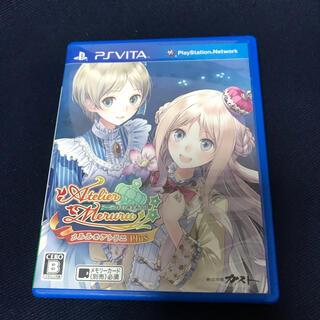 PlayStation Vita - メルルのアトリエ Plus ~アーランドの錬金術士3~ Vita