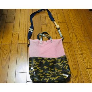 トーガ(TOGA)の美品 タグ付き BANZAI バンザイ トートバッグ バッグ(トートバッグ)