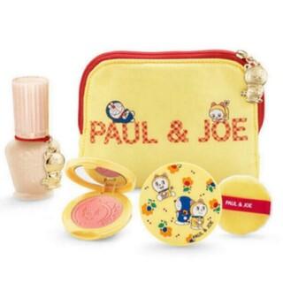 PAUL & JOE - ポールアンドジョー メイクアップコレクション2020ドラえもん