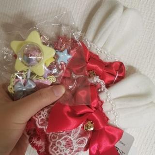 アンジェリックプリティー(Angelic Pretty)のstar toys ネックレスリリカル袖留め(その他)