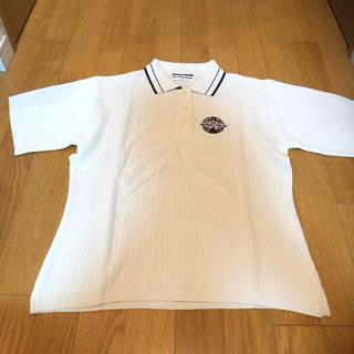 マンシングウェア(Munsingwear)のマンシングウェア  レディース ポロシャツ Mサイズ 白(ウエア)