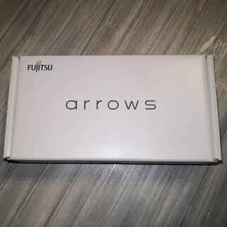 FUJITSU arrows RX 32GB ゴールドSIMフリー 新品