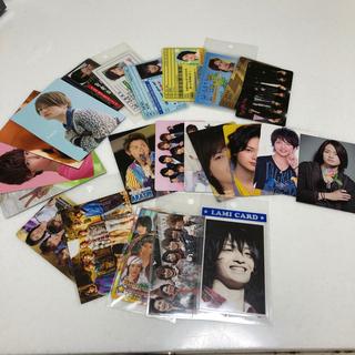 キスマイフットツー(Kis-My-Ft2)のKis-My-Ft2 YUTA カード(アイドルグッズ)