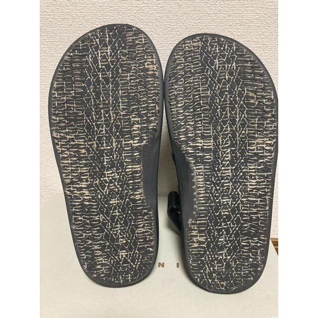 Marni(マルニ)のMARNI ファー サンダル フスベット celine loewe prada メンズの靴/シューズ(サンダル)の商品写真