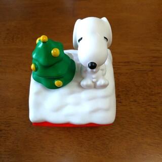 ピーナッツ(PEANUTS)のスヌーピー クリスマスの小物入れ(キャラクターグッズ)